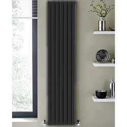 Kartell K-RAD Aspen Radiator 300W x 1800H mm (Double, Anthracite).