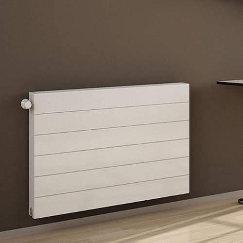 Kartell K-RAD Premium Komp Horizontal Radiator 1400x500mm (DC, White).