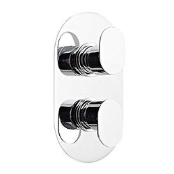 Kartell Logik Concealed Thermostatic Shower Valve (1 Outlet).