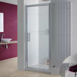 Lakes Coastline Narva Pivot Shower Door With 8mm Glass (750x2000mm).