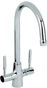 Mayfair Kitchen Astor Monoblock Kitchen Tap With Swivel Spout (Chrome).