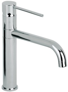 Mayfair Kitchen Ascot High Rise Kitchen Mixer Tap With Swivel Spout (Chrome).
