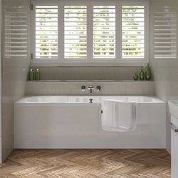 Mantaleda Aventis Walk In Bath With Right Handed Door Entry (Whirlpool).