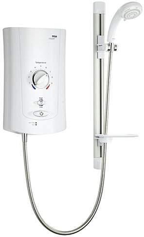 Mira Advance Low Pressure Electric Shower 9.0kW (W/C).