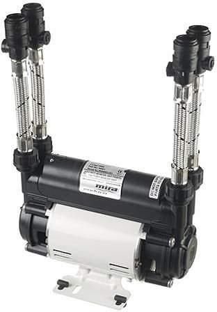 Mira Pumps Twin Ended Impeller Shower Pump (2.0 Bar).