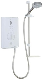 Mira Electric Showers Sport Max Electric Shower With Airboost 10.8kW (W/C).