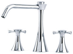 Perrin & Rowe Oasis 3 Hole Kitchen Tap (Chrome).