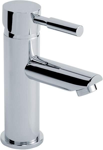 Crown Series 2 Basin Mixer Tap (Chrome).