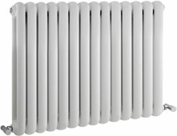 Crown Radiators Salvia Double Radiator. 5108 BTU (White). 863x635mm.
