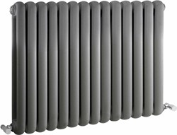 Crown Radiators Salvia Double Radiator. 5108 BTU (Anthracite). 863x635mm.