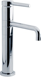 Ultra Helix Single lever high rise mixer, swivel spout (chrome)