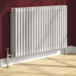 Reina Radiators Colona 4 Column Radiator (White). 500x785mm.