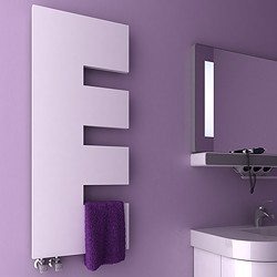 Reina Radiators Ella Designer Radiator (White). 500x1200mm.