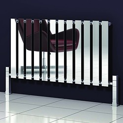 Reina Radiators Pienza Radiator (Chrome). 485x550mm.
