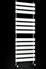 Reina Radiators Trento Towel Radiator (Chrome). 500x950mm.