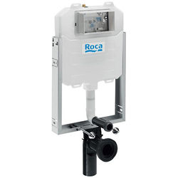 Roca Frames In-Wall Basic Compact Frame & Tank With Dual Flush.