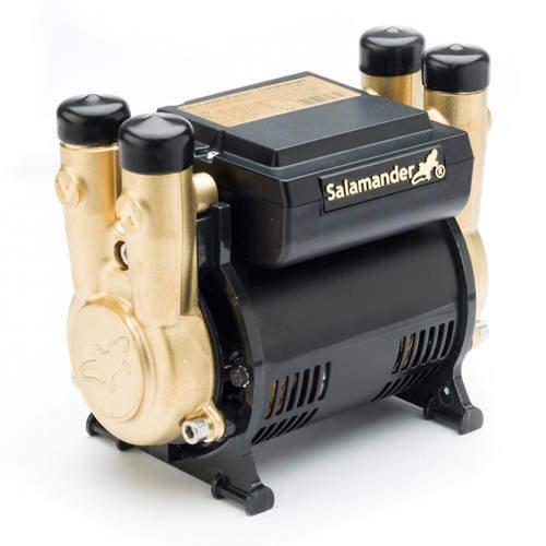 Salamander Pumps CTFORCE 30PT Twin Shower Pump (+ Head. 3.0 Bar).