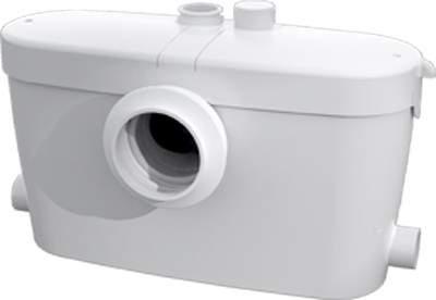Saniflo Saniaccess 3 Macerator For Toilet, Basin & Shower (En-Suite).