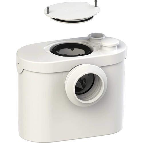 Saniflo Saniflo UP Macerator For Toilet (WC).