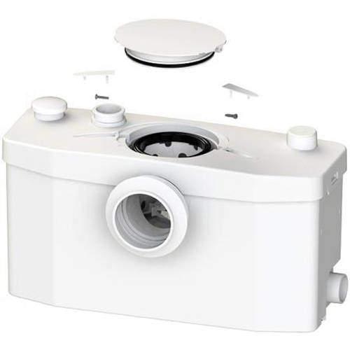 Saniflo Saniplus UP Macerator For A Bathroom (WC, Basin, Bath & Shower).
