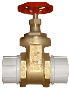 Saniflo 50mm Isolation Valve For Use With The Sanicubic Range.