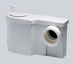 Techflow WC1 Macerator For Toilet Only (1 Inlet).