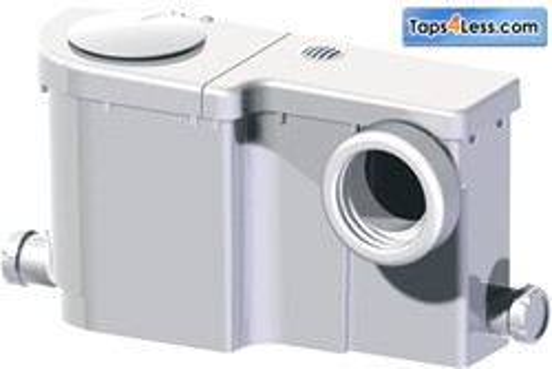 Techflow Macerator For Toilet, Basin & Shower (3 inlets) 46576.