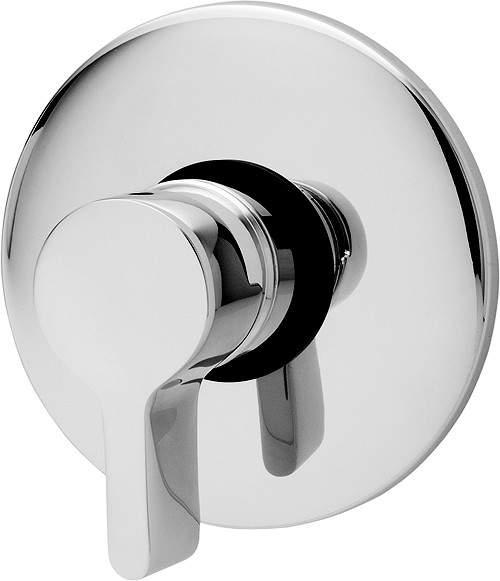 Tre Mercati Cabana Concealed Manual Shower Valve (Chrome).