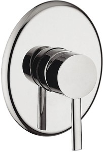 Tre Mercati Bella Concealed Manual Shower Valve (Chrome).