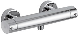 Tre Mercati Bella Thermostatic Bar Shower Valve (Chrome).