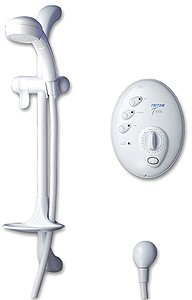Triton Electric Showers T300si 8.5kW In White.