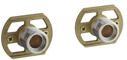 Ultra Showers Fast-Fit Bracket For Bar Shower Valves (Pair).