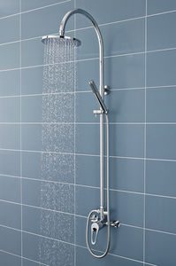 Ultra Showers Ocean Manual Exposed Shower Valve & Zephyr Kit.