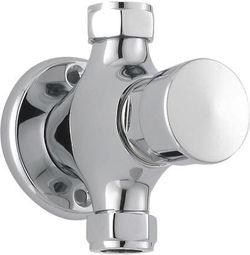 Ultra Showers Exposed Non-Concussive Shower Valve (Chrome).