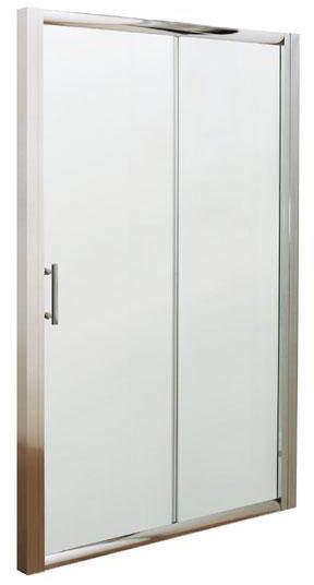 Premier Enclosures Sliding Shower Door (1400mm).