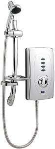 Ultra Electric Showers Chic Slimline 650 9.5kW in chrome
