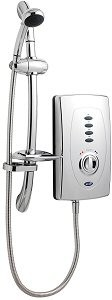 Ultra Electric Showers Chic Slimline 650 10.5kW in chrome