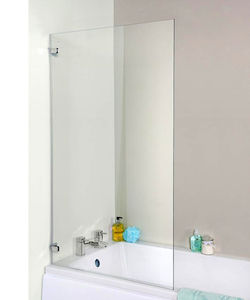 Premier Bath Screens Ella Square Bath Screen (1400x780mm).