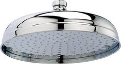 Component Apron Shower Head (Chrome). 195mm.
