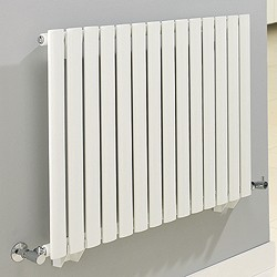 Hudson Reed Radiators Revive Radiator (White). 826x633mm. 2709 BTU.
