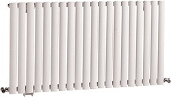 Hudson Reed Radiators Revive Radiator (White). 1180x633mm. 3947 BTU.