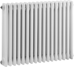 Ultra Colosseum 3 Column Radiator (White). 786x600mm.