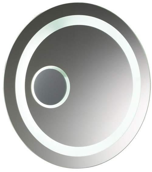 Hudson Reed Mirrors Oracle Motion Sensor Mirror (600mm Diameter).
