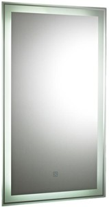 Premier Mirrors Glow Touch Sensor LED Bathroom Mirror (400x700).