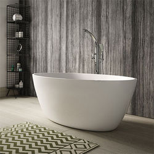 Hudson Reed Baths Grace Freestanding Bath 1510x760mm.