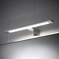 Hudson Reed Lighting Over Cabinet COB T-Bar LED Light Only (Cool White).
