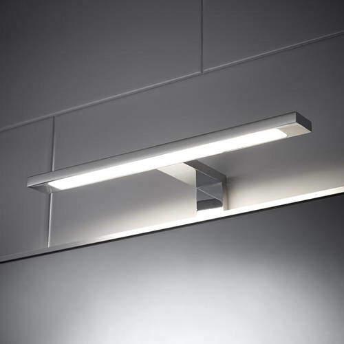 Hudson Reed Lighting Over Cabinet T-Bar LED Light & Driver (Warm White).