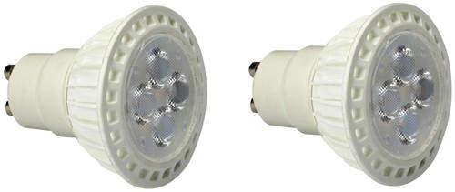 Hudson Reed LED Lamps 2 x GU10 5W High Output LED Lamps (Warm White).