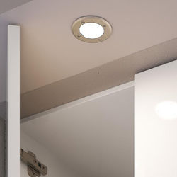 Hudson Reed Lighting Low Voltage LED Recessed Light Only (Cool White).