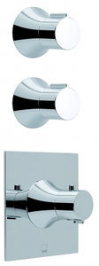 Vado Altitude 2 Or 3 Outlet Thermostatic Shower Valve Kit With Diverter.